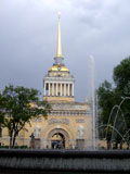 The Admiralty, Saint-Petersburg