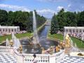 Peterhof, Saint-Petersburg