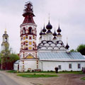 Churches of Saint Lazarus and Saint Antipy, Suzdal