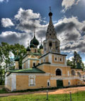 Church of St John Chrysostom Nativity, Uglich
