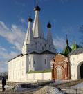 Алексеевский монастырь, Углич