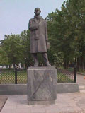 Monument to Rubtsov, Vologda