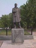 Памятник поэту Николаю Рубцову