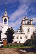 Церковь Сретенья