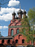 Epiphany Church, Yaroslavl